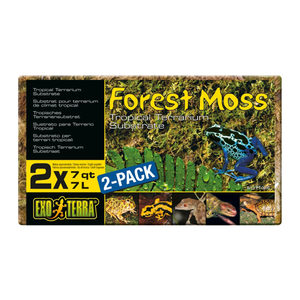 Exo Terra Forest Moss - 2 x 500 gram