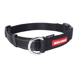 EzyDog Checkmate halsband - S - Zwart kopen