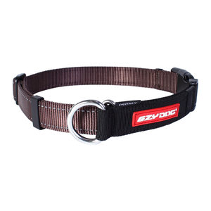 EzyDog Checkmate halsband - XL - Bruin kopen