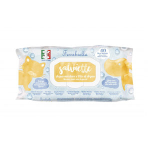 Ferribiella Wet Wipes Micellair Water - Argan Oil - 40 doekjes
