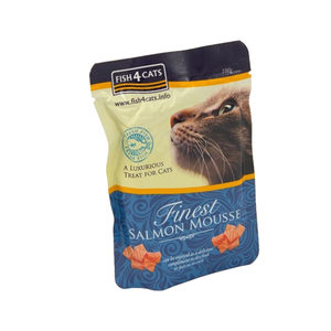 Fish4Cats Finest Mousse - Salmon - 6 x 100 gram