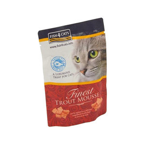 Fish4Cats Finest Mousse - Trout - 6 x 100 gram