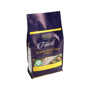 Fish4Dogs Finest Adult Complete – Witvis Grote Brok – 1,5 kg