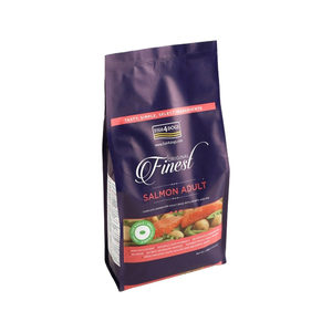 Fish4Dogs Finest Adult Complete – Zalm Grote Brok – 12 kg