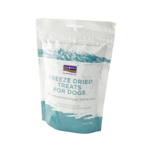Fish4Dogs Freeze Dried Treats - 25 gram