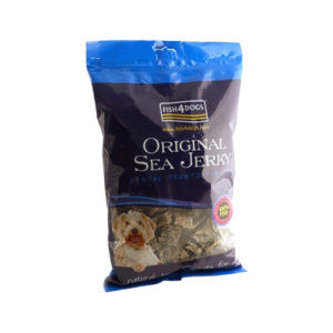 Fish4Dogs Sea Jerky - Squares - 100 g