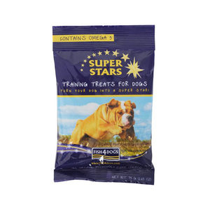 Fish4Dogs Super Star Training Treats – 75 gram