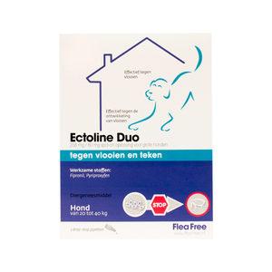 Flea Free Ectoline Duo Hond 20-40 kg – 2 pipetten