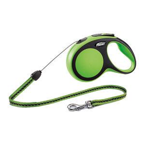 Flexi Rollijn New Comfort – Cord Leash – S (5 m) – Groen