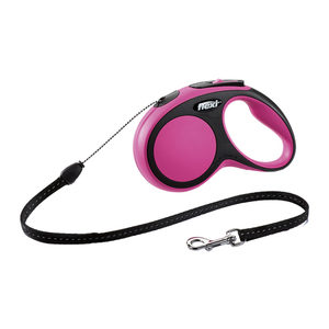 Flexi Rollijn New Comfort - Cord Leash - S (8 m) - Roze