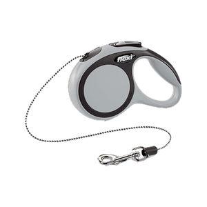 Flexi Rollijn New Comfort - Cord Leash - XS (3 m) - Grijs