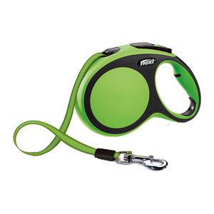 Flexi Rollijn New Comfort - Tape Leash - L (5 m) - Groen