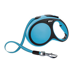 Flexi Rollijn New Comfort - Tape Leash - M (5 m) - Blauw