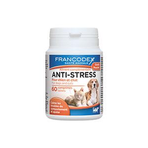 Francodex Anti-Stress - Tabletten - 60 stuks