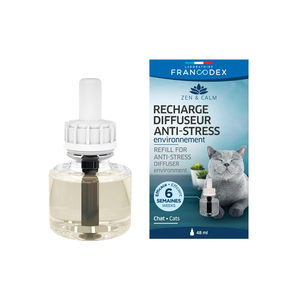 Francodex Anti-Stress Verdamper - Navulling - 48 ml