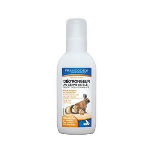 Francodex Deodorant voor Konijn & Knaagdier – 125 ml