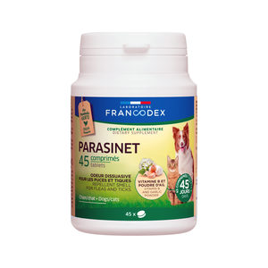 Francodex Parasi-Net Tabletten - 45 stuks