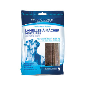 Francodex Veggie Kauwsnack - L