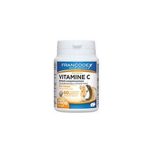 Francodex Vitamine C - 60 tabletten