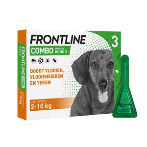 Frontline Combo Hond S (2-10 kg) - 3 pipetten