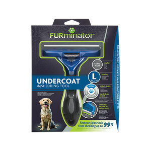 FURminator Hond Long Hair - L