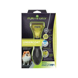 FURminator Hond Long Hair - XS