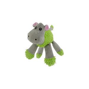 Fuzzle Nijlpaard met 5 Squeakers