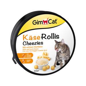 GimCat Kaas-Rollies - Naturel - 200 gram