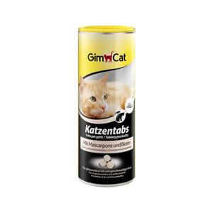 GimCat Kattentabs - Mascarpone - 210 gram