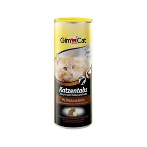 GimCat Kattentabs - Wild - 425 gram