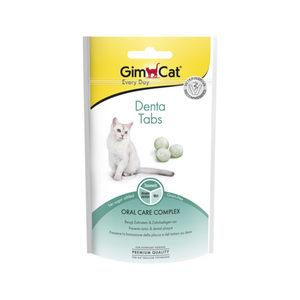 GimCat Denta Tabs - 40 g
