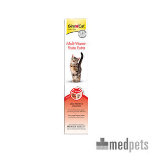 GimCat Multi-Vitamin Paste Extra - 200 gram