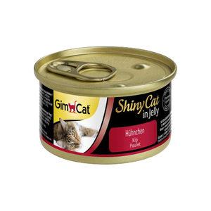 GimCat ShinyCat in Jelly - Kip - 6 x 70 gram