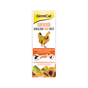 GimCat Superfood Skin & Coat Duo-Paste - 50 gram