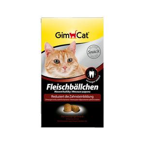 GimCat Vleesballetjes - 100 gram
