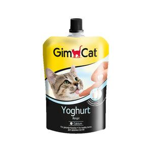 Afbeelding GimCat Yoghurt - 150 gram door Medpets.nl
