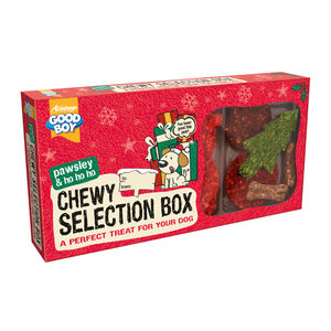 Good Boy Chewy Selection Box - 250 gram