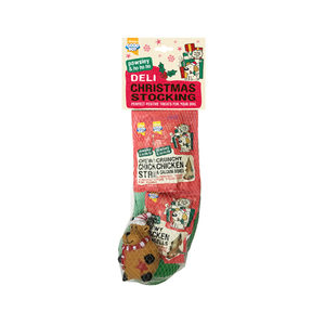 Good Boy Deli Christmas Stocking