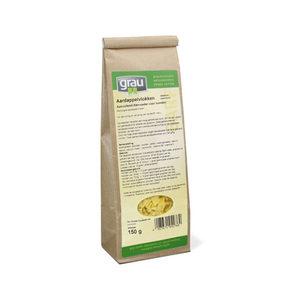 GRAU Gedroogde Aardappel Vlokken - 150 gram