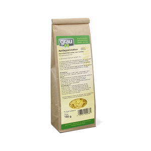 GRAU Getrocknete Kartoffelflocken - 150 g