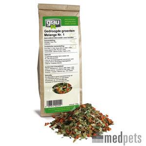 GRAU Gedroogde Groenten Melange Nr. 1 – 1,2 kg