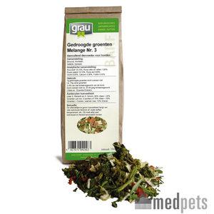 GRAU Gedroogde Groenten Melange Nr. 3 – 1,2 kg