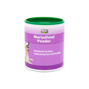 GRAU Mariadistel Poeder – 225 g