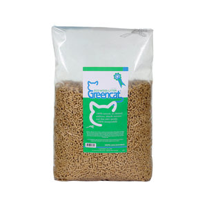 Greencat Eco Wood Litter - 25 liter