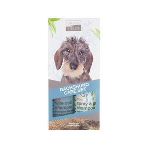 Greenfields Dachshund Care Set