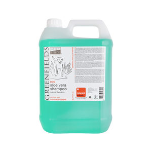 Greenfields Dog Aloë Vera Shampoo – 5 l