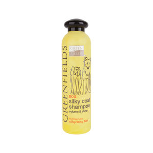 Greenfields Silky Coat Shampoo – 250 ml