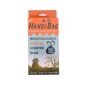 HandiScoop Bio Bags – 80 stuks