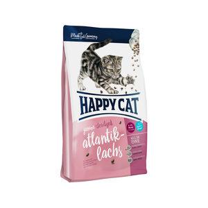 Happy Cat - Junior - Sterilised - Atlantik-Lachs (Zalm) - 4 kg