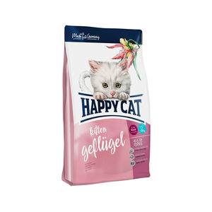 Happy Cat - Kitten - Geflügel (Gevogelte) - 300 g